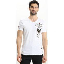 T-shirty męskie z nadrukiem: Key Largo ISSUE Tshirt z nadrukiem white