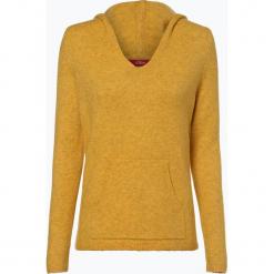 S.Oliver Casual - Sweter damski, żółty. Szare swetry klasyczne damskie marki Reserved, m, z kapturem. Za 259,95 zł.