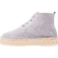 Botki damskie lity: Shabbies Amsterdam Ankle boot denim