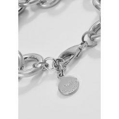 Bransoletki damskie na nogę: SNÖ of Sweden LINKED BRACELET Bransoletka silvercoloured