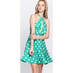 Zielona Sukienka Fantabulous. Zielone sukienki letnie Born2be, s. Za 89,99 zł.