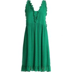 Custommade NALIN Sukienka letnia jolly green. Zielone sukienki letnie marki Custommade, z bawełny. Za 1009,00 zł.
