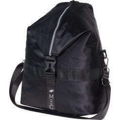 Plecaki damskie: Plecak 2w1 damski PCU250 - głęboka czerń
