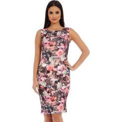Odzież damska: Sukienka Maya Zanotti w kolorze różowym
