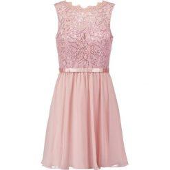 Sukienki hiszpanki: Laona Sukienka koktajlowa cream pink