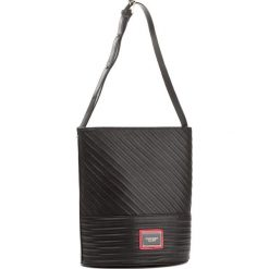 Listonoszki damskie: Torebka MONNARI - BAG9000-020 Black With Red Patch