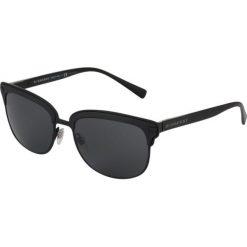 Burberry Okulary przeciwsłoneczne black. Czarne okulary przeciwsłoneczne damskie lenonki marki Burberry. Za 1009,00 zł.