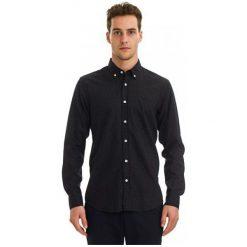 Galvanni Koszula Męska Namur M Czarny. Czarne koszule męskie GALVANNI, m, w kropki. W wyprzedaży za 219,00 zł.