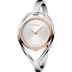 ZEGAREK CALVIN KLEIN Light K6L2MB16. Szare zegarki damskie Calvin Klein, szklane. Za 1259,00 zł.