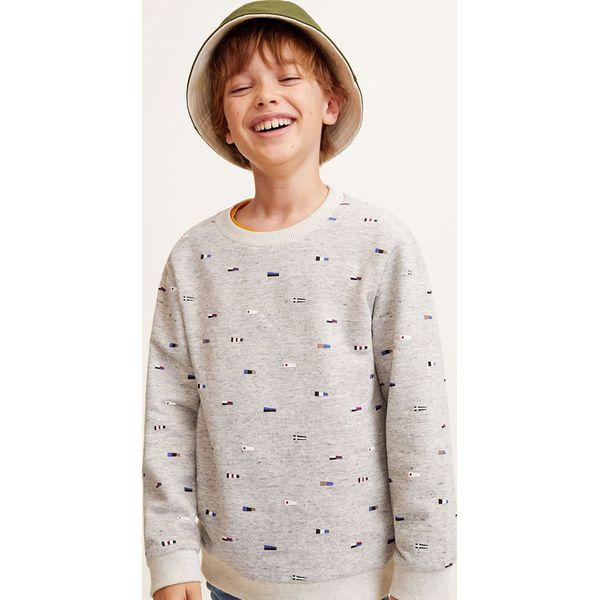 c63d71e389 Szare bluzy chłopięce - Zniżki do 50%! - Kolekcja wiosna 2019 - myBaze.com