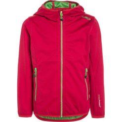 CMP Kurtka Softshell ibisco. Czerwone kurtki damskie softshell marki Reserved, z kapturem. W wyprzedaży za 181,30 zł.