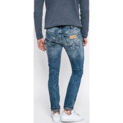 Jeansy męskie regular: Wrangler - Jeansy Larston BlueE Goods