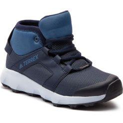 Buty adidas - Terrex Voyager Cw Cp W AC7854 Tecink/Legink/Aerblu. Czarne buty trekkingowe damskie marki Adidas, z kauczuku. W wyprzedaży za 349,00 zł.