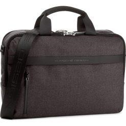 Torba na laptopa PORSCHE DESIGN - Cargon 3.0 Cp 4090002560 Dark Grey 802. Szare plecaki męskie marki Porsche Design. W wyprzedaży za 769,00 zł.