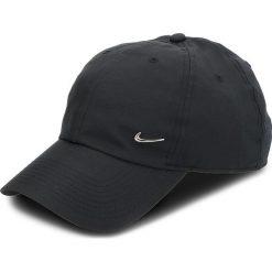 Czapka NIKE - 943092 010. Czarne czapki zimowe damskie Nike, z materiału. Za 59,00 zł.
