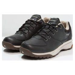 HiTec WILDLIFE LUXE WP Obuwie hikingowe black. Czarne buty sportowe męskie Hi-tec, z materiału, outdoorowe. Za 379,00 zł.