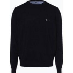 Fynch Hatton - Sweter męski, niebieski. Niebieskie swetry klasyczne męskie Fynch-Hatton, l, z dzianiny. Za 249,95 zł.
