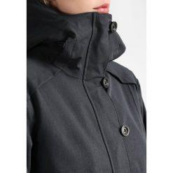 Bergans BJERKE 3IN1 Parka solid charcoal. Brązowe kurtki sportowe damskie Bergans, xs, z materiału. W wyprzedaży za 1511,20 zł.