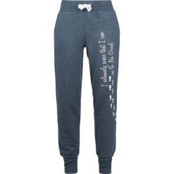 Spodnie dresowe damskie: Harry Potter Solemnly Swear Spodnie dresowe damskie odcienie niebieskiego