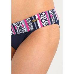 Stroje kąpielowe damskie: LASCANA Dół od bikini navy/pink