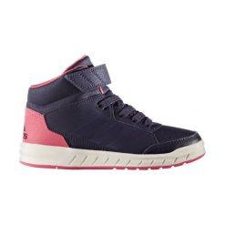 BUTY ADIDAS ALTASPORT MID CG3339. Szare buciki niemowlęce marki Adidas. Za 119,00 zł.