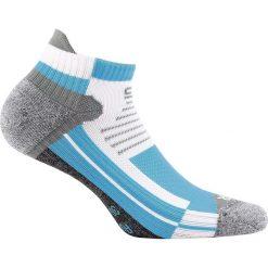 Bielizna męska: GATTA Skarpetki męskie Run Feet Grey-Turqu r. 36-38 (G015N3999024W83)