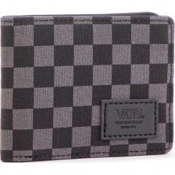 Duży Portfel Męski VANS - Boyd III Wallet VN0A3HI7BA5 Black/Charcoal. Czarne portfele męskie Vans, z materiału. Za 119,00 zł.