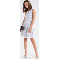 Sukienki hiszpanki: Dorothy Perkins Petite DAISY Sukienka letnia blue/ivory