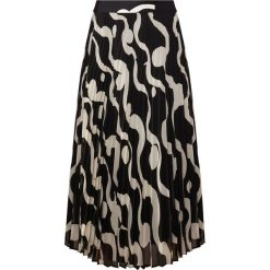 Długie spódnice: Marella WAVES Długa spódnica black