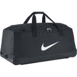 Torby podróżne: Nike Torba sportowa Club Team Swoosh Hardcase czarna (BA5199 010)