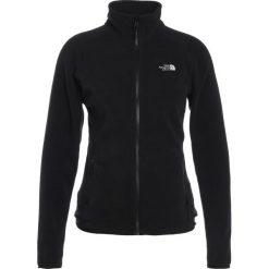 The North Face GLACIER  Kurtka z polaru black. Różowe kurtki sportowe damskie marki The North Face, m, z nadrukiem, z bawełny. Za 299,00 zł.