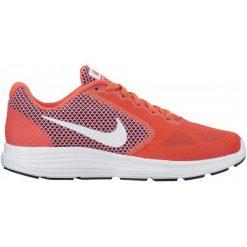 Buty sportowe damskie: Nike Damskie Obuwie Biegowe Revolution 3 Running Shoe 37.5