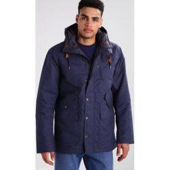 Burton SHERMAN Kurtka Outdoor mood indigo. Niebieskie kurtki trekkingowe męskie Burton, m, z bawełny. W wyprzedaży za 367,95 zł.
