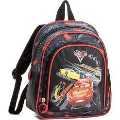 Plecak CARS - PL10CA42 Czarny. Czarne plecaki męskie Cars, z materiału. W wyprzedaży za 39,99 zł.