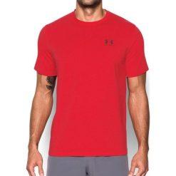 T-shirty męskie: Under Armour Koszulka męska Sportstyle Left Chest Logo T-Shirt Red r. M (1257616603)
