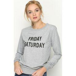 Bluzy damskie: Szara Bluza Weekend