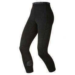 Odzież damska: Odlo Spodnie damskie 3/4 Muscle Force czarne r. S (158111/30137)