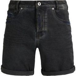 Bermudy męskie: Scotch & Soda THE GHOST Szorty jeansowe black
