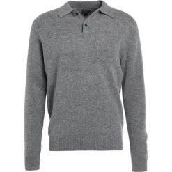 Swetry klasyczne męskie: J.CREW Sweter heather grey