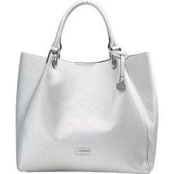 Shopper bag damskie: L.Credi SET Torba na zakupy silber
