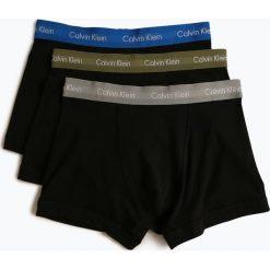 Calvin Klein - Obcisłe bokserki męskie pakowane po 3 szt., czarny. Czarne bokserki męskie Calvin Klein, z bawełny. Za 179,95 zł.