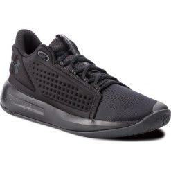 Buty UNDER ARMOUR - Ua Torch Low 3020621-001 Blk. Czarne buty fitness męskie marki Under Armour, z materiału. W wyprzedaży za 249,00 zł.