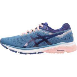 ASICS GT1000  Obuwie do biegania Stabilność azure/blue. Niebieskie buty do biegania damskie Asics, z materiału. Za 509,00 zł.