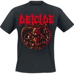 Deicide Legion Cover T-Shirt czarny. Czarne t-shirty męskie Deicide, l. Za 74,90 zł.