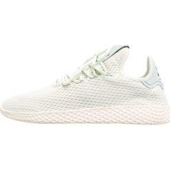 Adidas Originals PW TENNIS HU Tenisówki i Trampki linen green/tactile green. Szare tenisówki damskie marki adidas Originals, z gumy. W wyprzedaży za 284,25 zł.