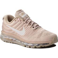 Buty NIKE - Air Max 2017 849559 201 Sand/Black Khaki. Brązowe buty do biegania męskie Nike, z materiału, nike air max. W wyprzedaży za 599,00 zł.