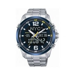 Zegarki męskie: Pulsar PZ4003X1 - Zobacz także Książki, muzyka, multimedia, zabawki, zegarki i wiele więcej