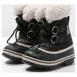 Buty zimowe damskie: Sorel YOOT PAC Śniegowce black