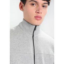 Bejsbolówki męskie: Burton Menswear London FUNNEL MARL ENTRY Bluza rozpinana grey