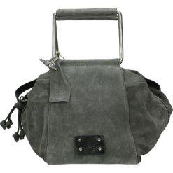 Torba - 200372 NEBBIA. Szare torebki klasyczne damskie Venezia, ze skóry. Za 1199,00 zł.